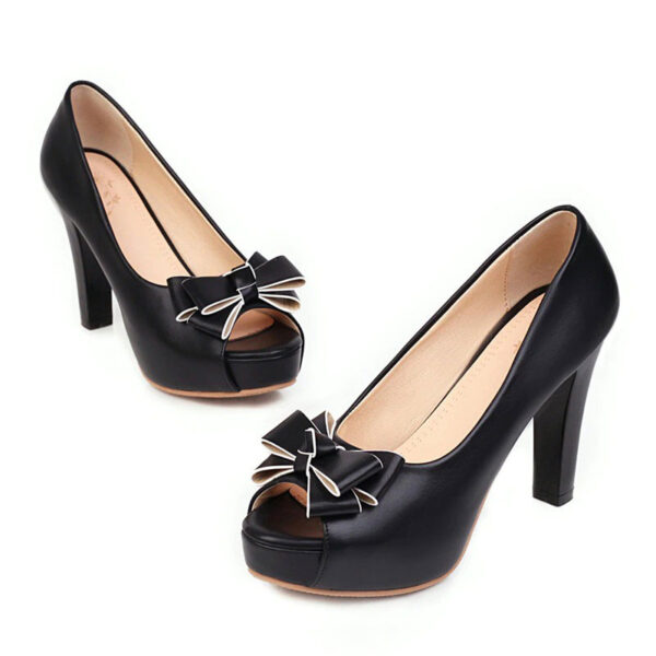 Chaussure Pin Up Années 50