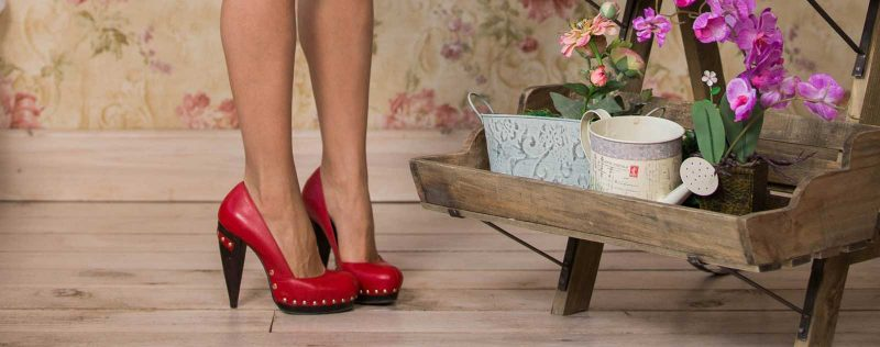 Chaussures Pin Up