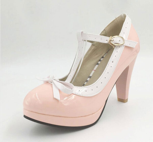 Chaussures Pin Up Pas Cher