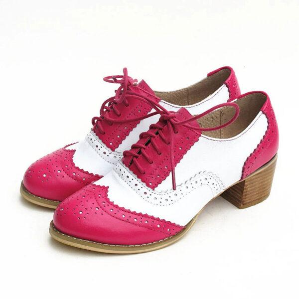 Chaussures Pin Up Petit Talon
