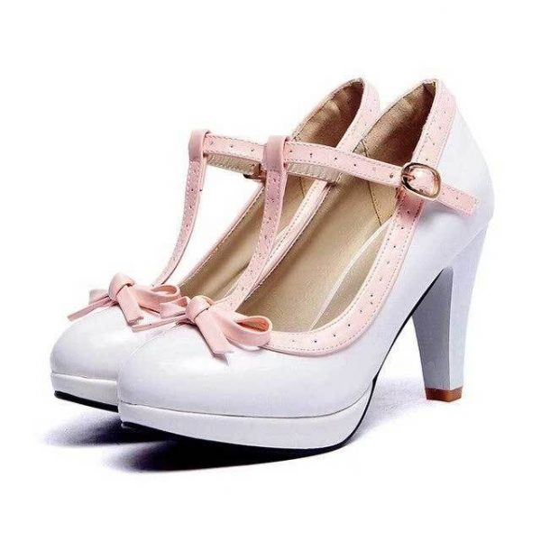 Chaussures Pin Up Roses