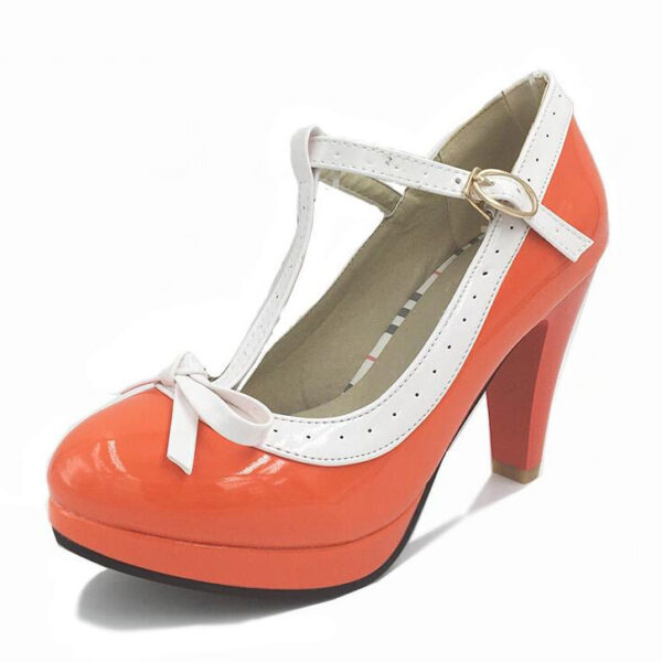 Chaussures Vintage Années 50