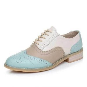 Chaussures Vintage Femme Pin Up