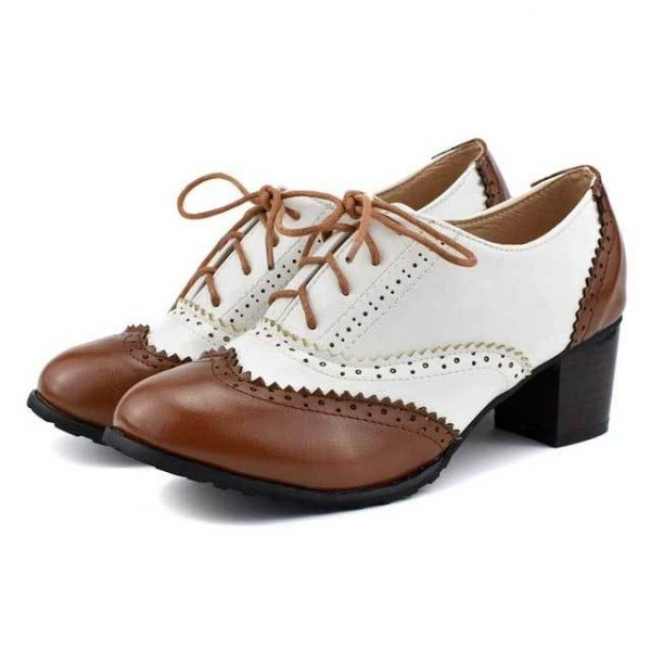 Chaussures Vintage Pin Up