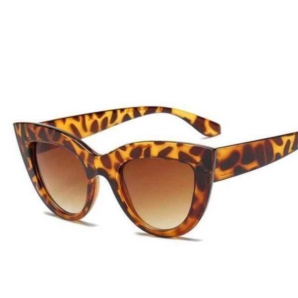 lunettes de soleil femme année 50 motifs