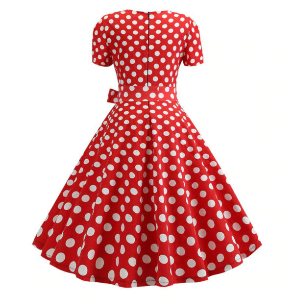 Pin Up Robe A Pois