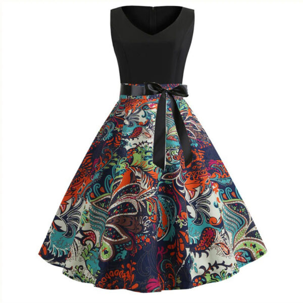 Pin up robe année 50