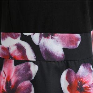 Robe Fleurie Style Vintage