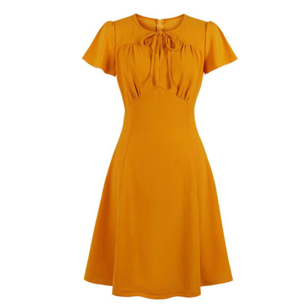 Robe Pin Up Courte