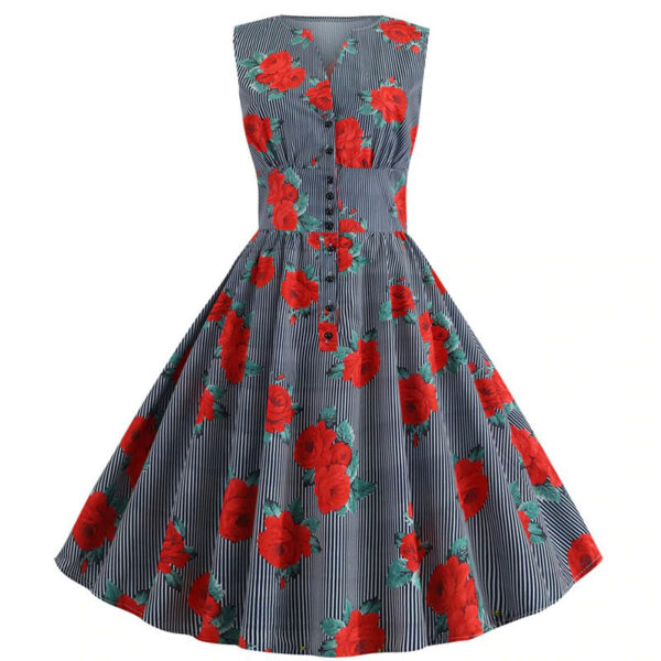 Robe Pin Up Femme