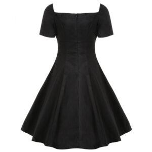 Robe Pin Up Gothique
