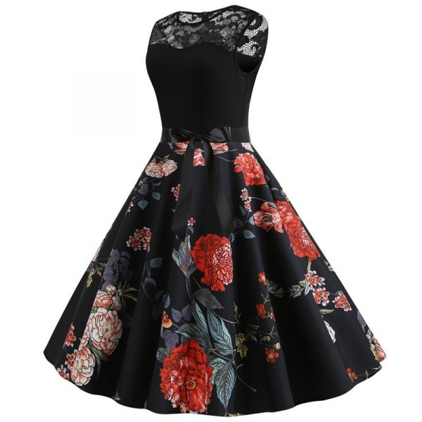 Robe Pin Up Pas Cher