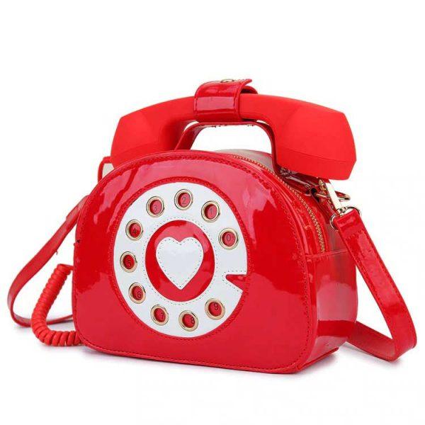 Sac à Main en Forme de Téléphone