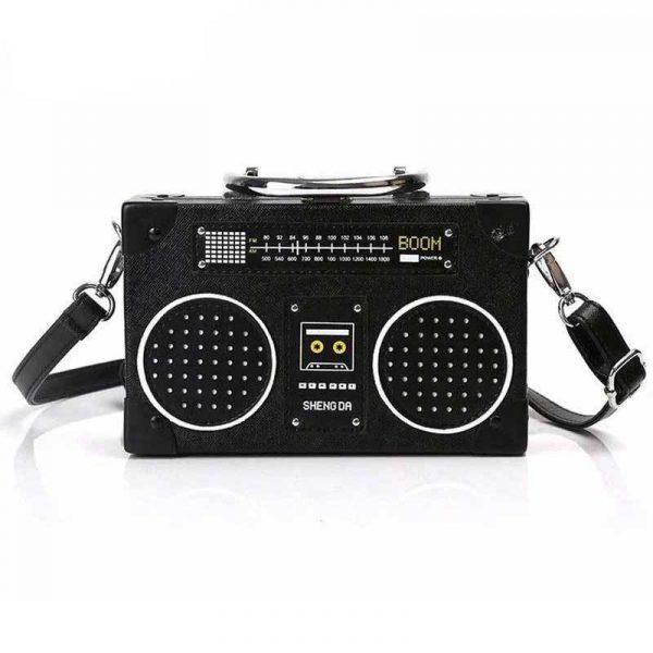 Sac Radio Retro