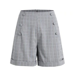 Short Pin Up Taille Haute
