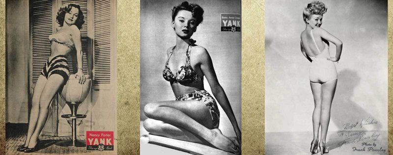 Guerre Mondiale Pin Up